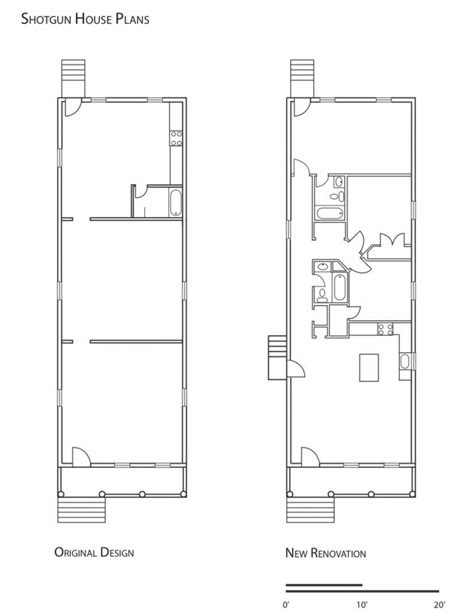 shotgun house plans new orleans with garage discover