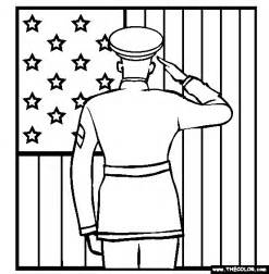 veterans day coloring pages printable independence day coloring pages printable soldier