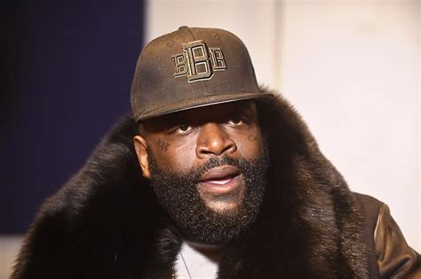 cops rapper rick ross arrested after 5 joints found in car