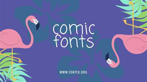 best comic fonts comic fonts for 2017 the complete list free