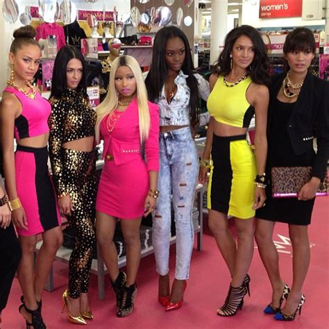 Hm Launches New Higher End Line Named Collection Of Style Cos by Get Like Me Nicki Minaj Launches Kmart Collection
