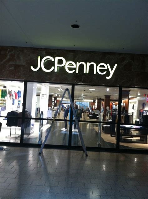 jcpenney ark signs