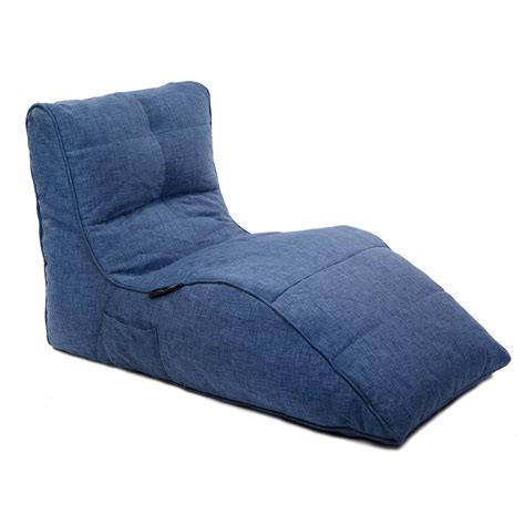 bean bag lounger nz home cinema indoor bean bag avatar lounger blue jazz