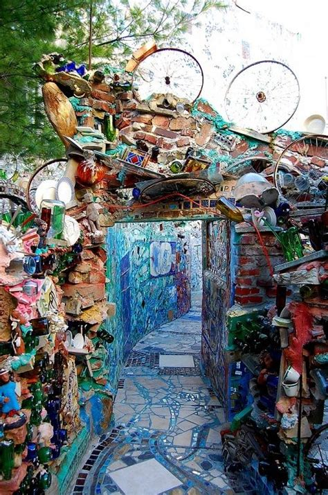 Magic Garden Philly by Philadelphia S Magic Gardens Favorite Places Spaces