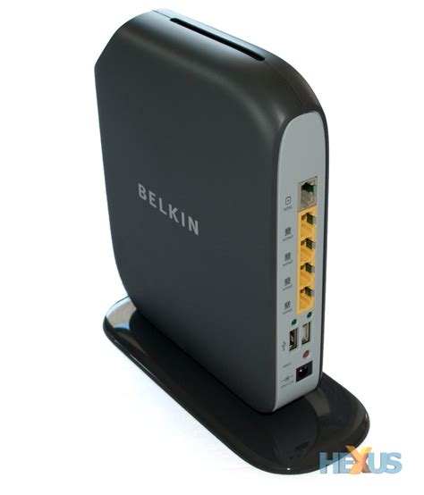Router Belkin belkin play max wireless router review network hexus net