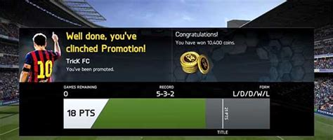 Ultimate Prizes fifa 14 ultimate team seasons rewards prizes and points