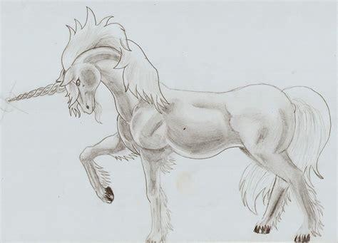 imagenes de unicornios hechos a lapiz unicornio by seni ines on deviantart
