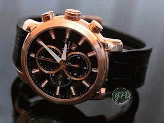 Aigner Bari Rosegold Brown Leather 1 jual jam tangan di bali alexandre christie ac6272rg