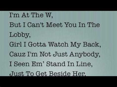 bed rock lyrics quot bedrock quot lyrics young money youtube