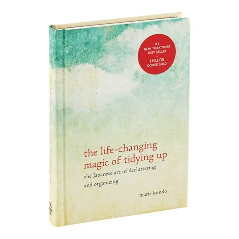 the life changing magic of the life changing magic of tidying up by marie kondo the container store