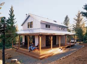 Small House Plans With Wrap Around Porches Farmhouse With Wrap Around Porch David Wright Architect