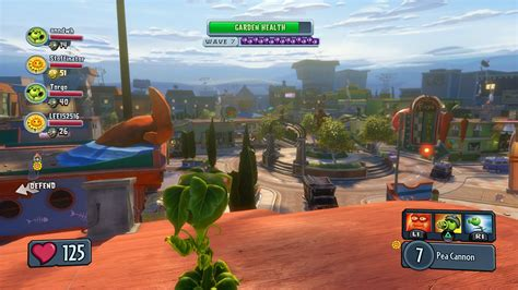 Plants Vs Zombies Garden Warfare Ps4 by Review Plants Vs Zombies Garden Warfare Ps4