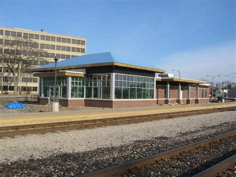 pontiac michigan local news new pontiac michigan amtrak station construction