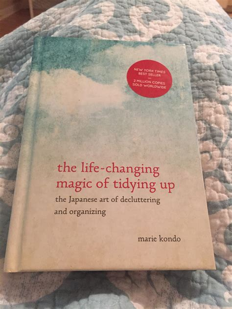 changing magic of tidying up summary the changing magic of tidying up review part 4