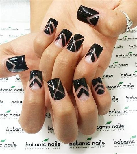 conservative nail policy conservative nail designs 50 boldest black nail designs to