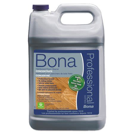 1 gallon bottle floor cleaner bona pro series hardwood floor cleaner concentrate 1 gal