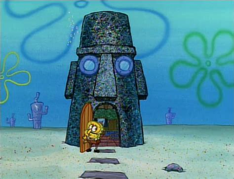 squidwards house image spongebob to squidward s house png encyclopedia spongebobia the spongebob