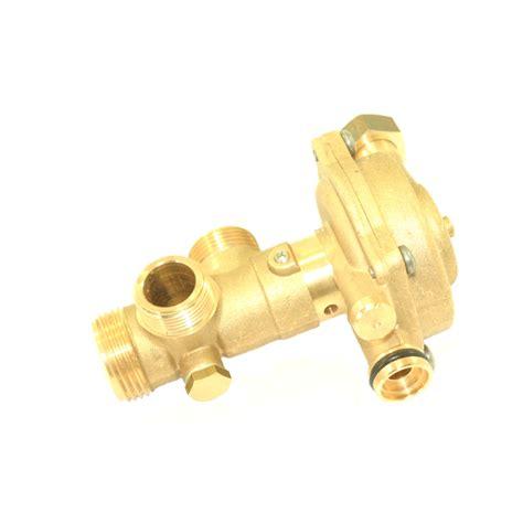diverter valve gas boiler parts