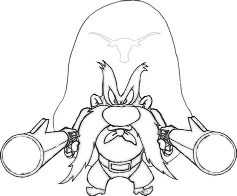 looney tunes yosemite sam coloring pages printable taz wanted yosemite sam character coloring pages