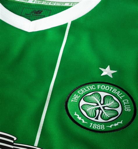 Celtic Away new celtic away top 15 16 new balance glasgow celtic green kit 2015 16 football kit news new