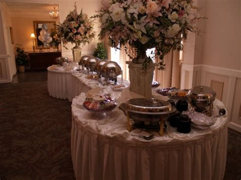 buffet wedding reception photo gallery photo of wedding reception buffet table