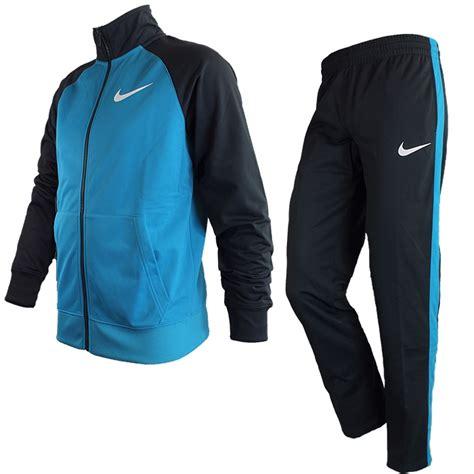 fensterbänke 24 nike raglan warm up blau rot schwarz herren trainingsanzug
