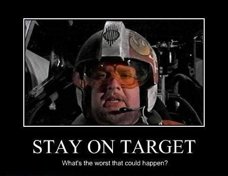 Stay On by Stay On Target Imghumour