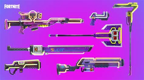 la nuova patch di fortnite aggiunge i missili guidati la fortnite disponibili ora gli eroi cyberpunk e la nuova