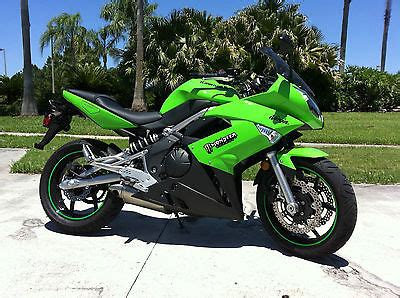 2009 Kawasaki 650r Price by 2009 Ex650 Motorcycles For Sale