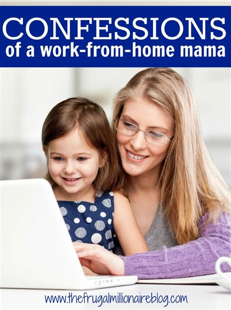 confessions of a work from home the frugal millionaire