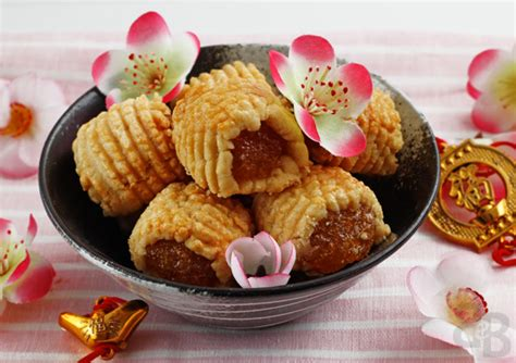 new year cookies pineapple more new year cookies pineapple nastar