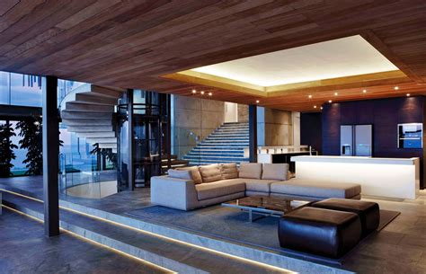 dream living rooms modern house cove 3 by by saota and antoni associates 12 homedsgn