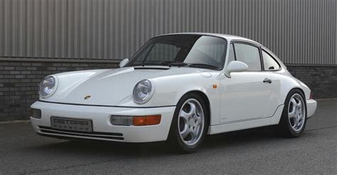 porsche 964 white beautiful white porsche 964 rs p o r s c h e