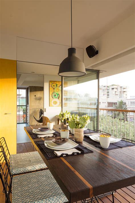 architecture brio renovates  compact apartment  mumbai