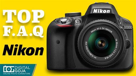 youtube tutorial nikon d3300 nikon d3300 dslr camera most asked questions