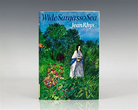 libro wide sargasso sea by wide sargasso sea jean rhys first edition signed