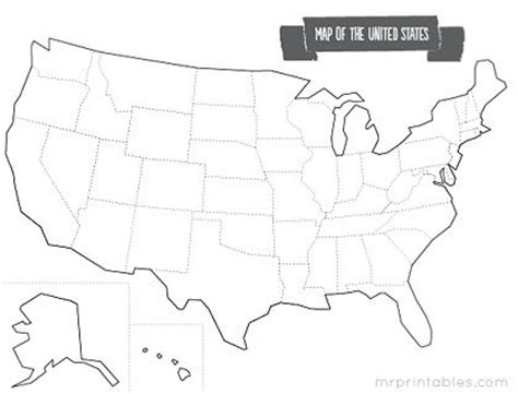 printable us map for elementary school elementary us map printable thempfa org