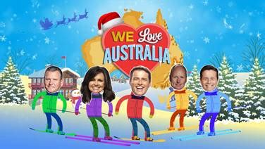 Today Show Australia Cash Giveaway - today show heads to the snow ryno s tv