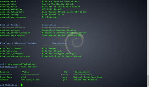 tutorial kali linux ddos tutorial ddos dengan websploit kali linux jugo stress