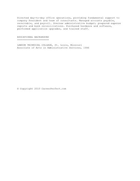 administrative assistant resume cover letter exles