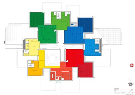 lego house plans lego house big archdaily