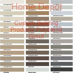 polyblend grout renew color chart polyblend grout renew color chart bathroom remodels