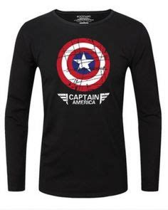 Kaos Spandex Captain America Navy Color Bermerk High Quality 1000 images about captain america t shirt on