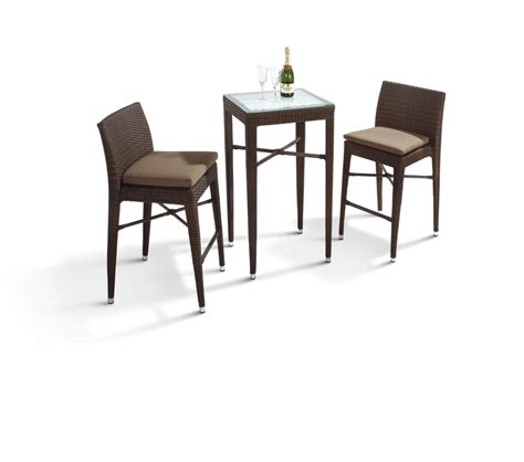 Patio Pub Table And Chairs Dreamfurniture Ht25 Patio Bar Table And Chairs