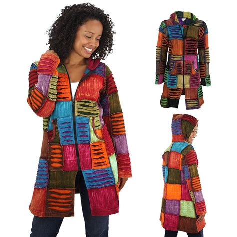 coat of many color coat of many colors hooded jacket jackets
