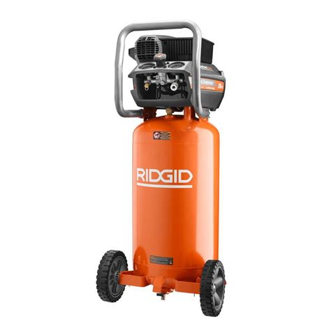 ridgid 200 psi 15 gal portable electric air compressor of150200a the home depot