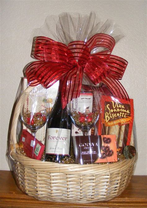 gift baskets for valentines me forever valentines day gift basket