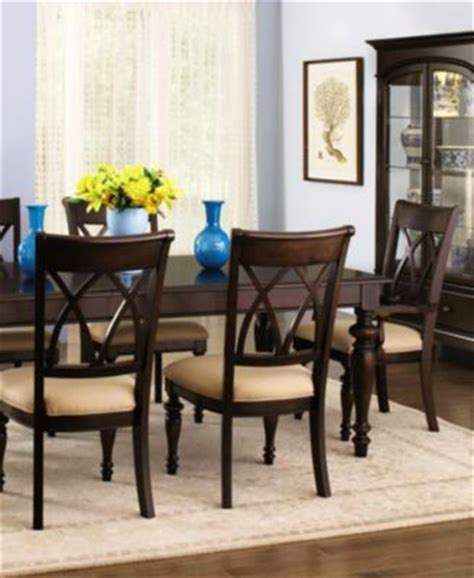 Bradford Dining Room Furniture by Bradford 7 Piece Dining Room Furniture Set Furniture