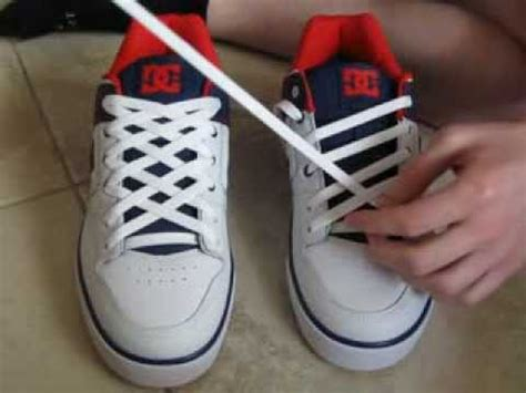 how to lace sports shoes how to lace shoes and with no bow
