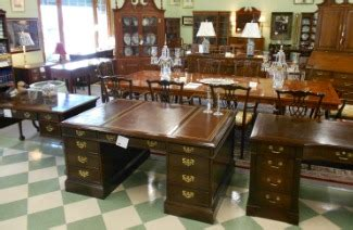 executive and home office desks arrive on consignment at